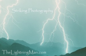 The Lightning Bolt Walk